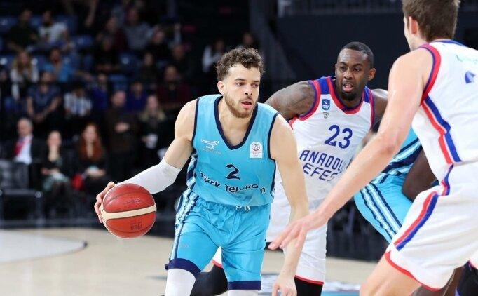 Türk Telekom, FIBA Şampiyonlar Ligi'nde Polonya deplasmanında