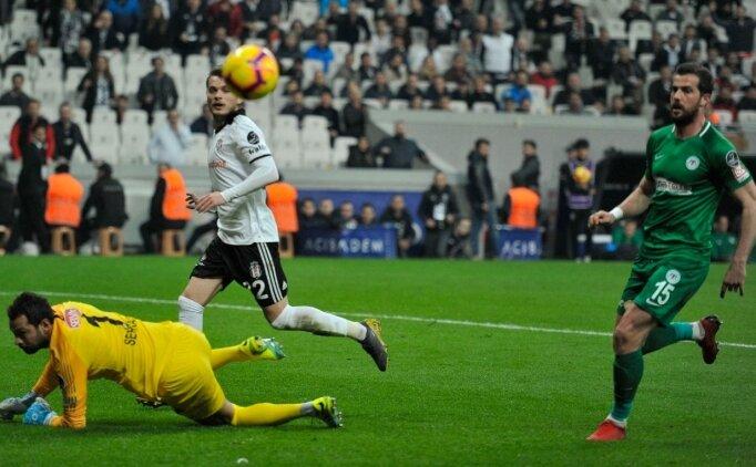 Beşiktaş ile Konyaspor 37. maça çıkıyor