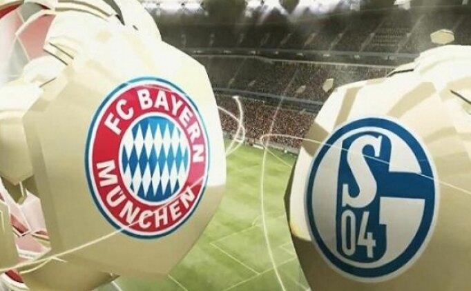 Bayern Münih Schalke maçı canlı hangi kanalda? Bayern Münih Schalke maçı saat kaçta?