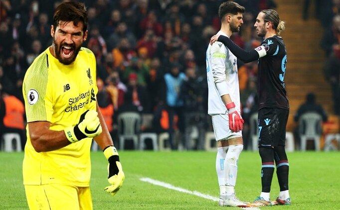 Liverpool'dan Arda Akbulut için Alisson örneği