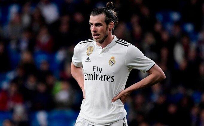 Real Madrid'de Bale bilmecesi sürüyor!