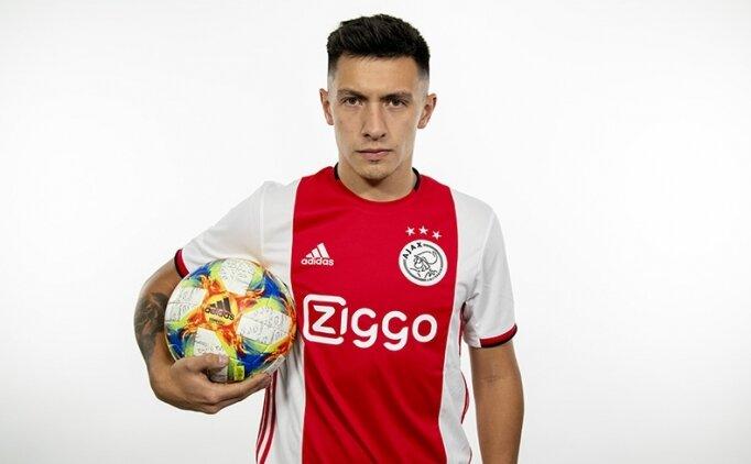 Ajax'tan defansa gençlik takviyesi!