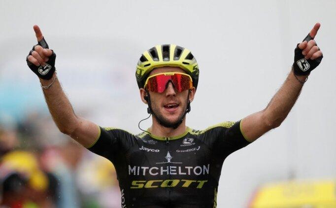 Fransa Bisiklet Turu'nda 15. etap tamamlandı