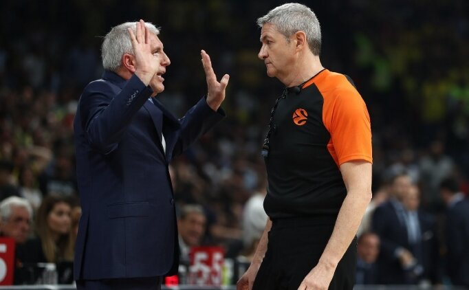 Fenerbahçe'yi sürekli yakan hakem: Lamonica!