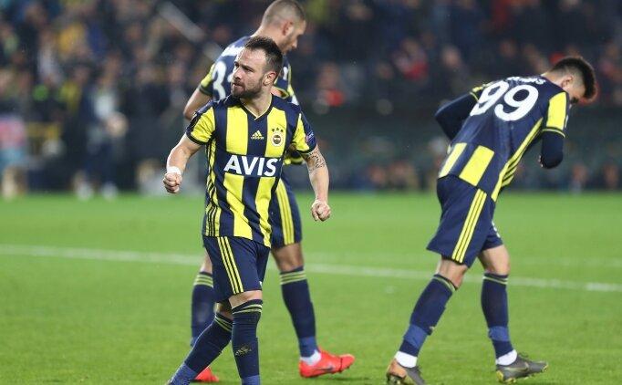 Fenerbahçe'nin süper kahramanı: Valbuena!