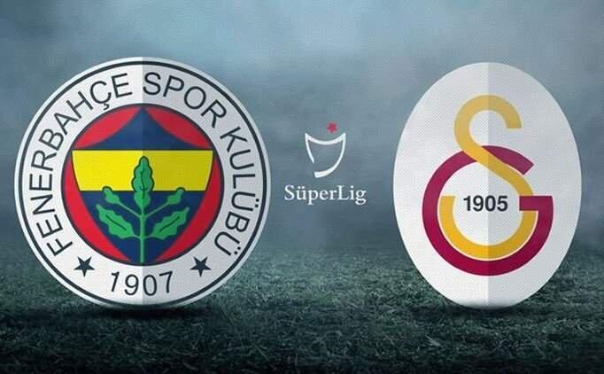 ÖZET Fenerbahçe 1-1 Galatasaray maçı özeti izle! Derbide kazanan yok!