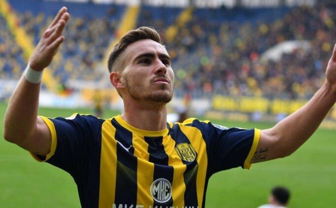 Trabzonspor, sezonun flaş golcüsünü listeye aldı