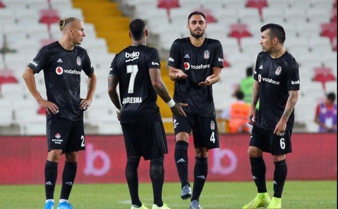 Beşiktaş'ı Sivas mağlubiyeti sarstı! Tarihte ilk..