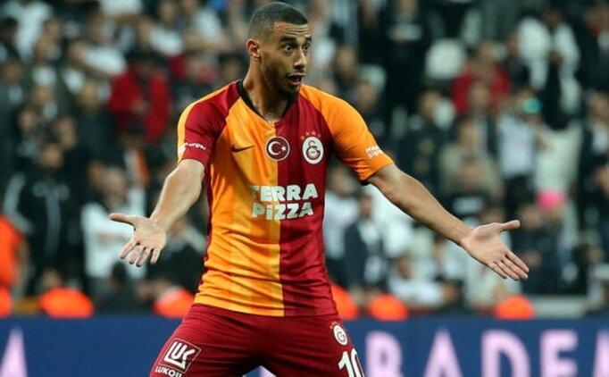 Galatasaray'da Younes Belhanda şoku