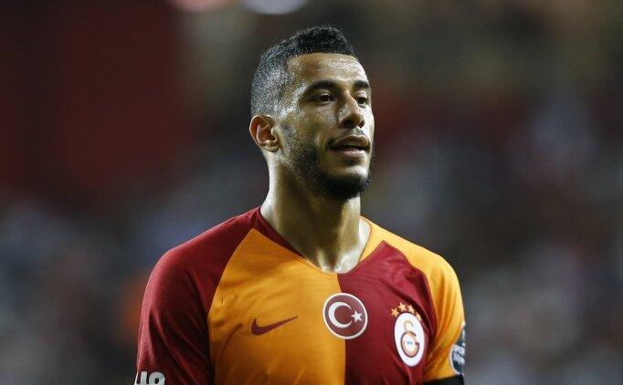 Galatasaray'da 10 numara operasyonu; 'Belhanda gidiyor'