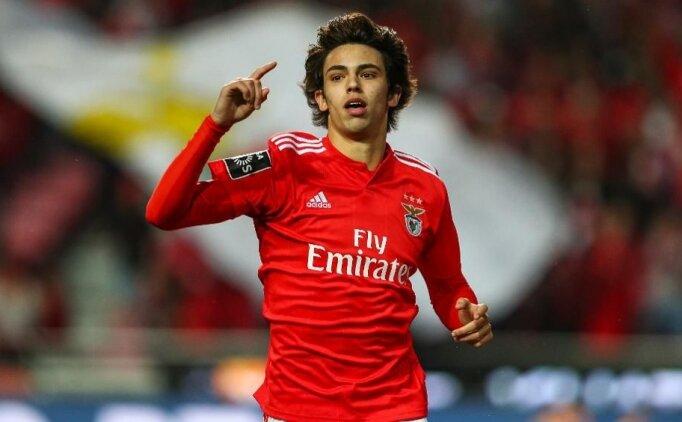 Portekiz'de şampiyon Benfica!