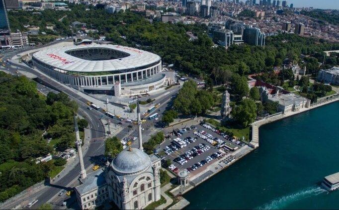 Beşiktaş'ın stadı İngilizleri büyüledi