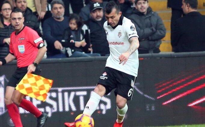 Gary Medel'in Beşiktaş'tan sonra yeni adresi