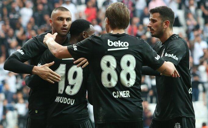 Burak Yılmaz varsa Beşiktaş'ta umut var