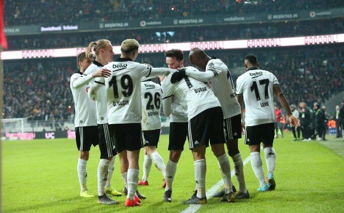 Beşiktaş'ta hedef 71 puan