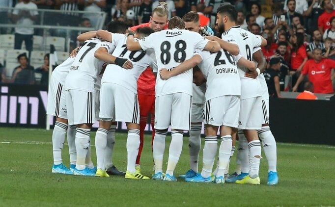 UEFA sıralamasına Beşiktaş damgası