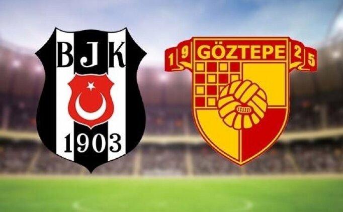 Beşiktaş Göztepe canlı hangi kanalda? Beşiktaş Göztepe maçı saat kaçta?