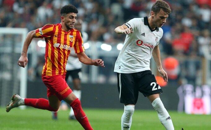 Beşiktaş, Kayseri deplasmanında