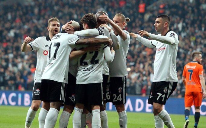 Beşiktaş sezonun ikinci yarılarında bambaşka!