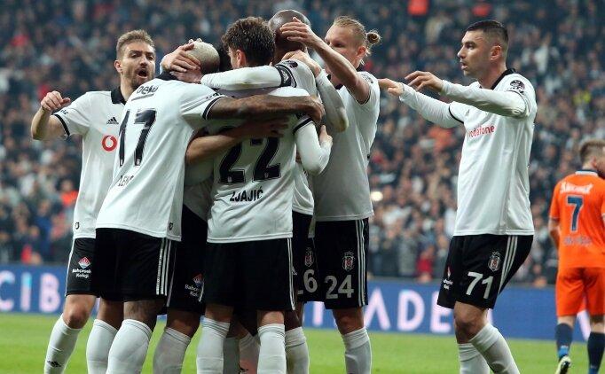 Beşiktaş'ın Şampiyonlar Ligi hesabı!