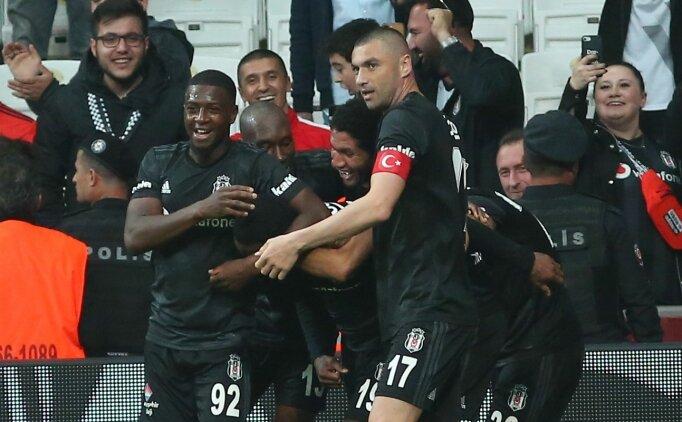 Beşiktaş 4 eksikle Kayserispor'u konuk edecek