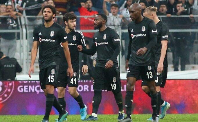 Beşiktaş bir anda uçuşa geçti