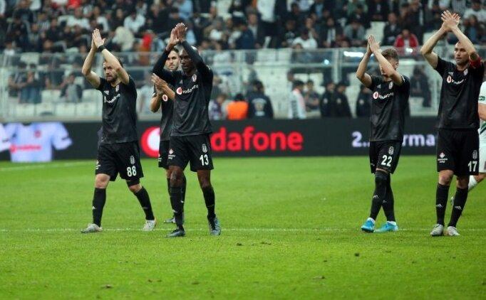 Beşiktaş içeride nefes aldırmıyor