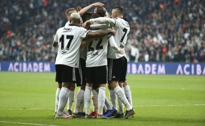 Beşiktaş'ın 'dev' farkı: 158 milyon euro!