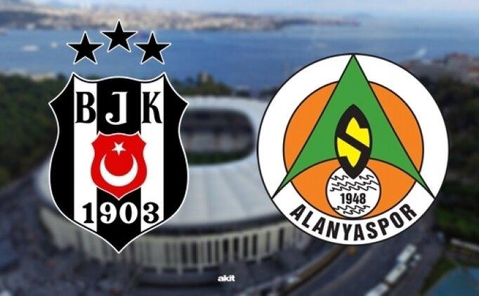 Beşiktaş Alanyaspor özet izle, Beşiktaş Alanyaspor GOLLERİ İZLE