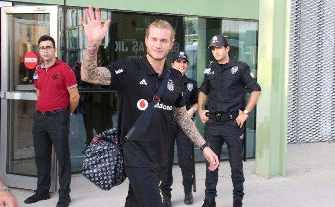 Beşiktaş'ta 6 oyuncu İstanbul'da bırakıldı
