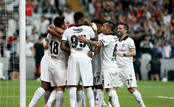 Beşiktaş'ın bu sezonki Süper Lig karnesi