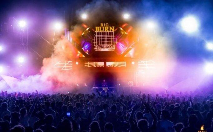 Big Burn İstanbul Festival, 2019'a da damgasını vuracak!