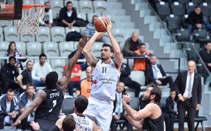 Beşiktaş Sompo Japan, Yunan ekibini konuk ediyor
