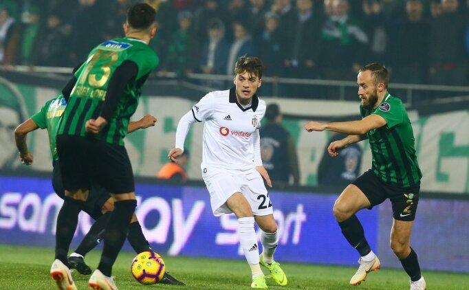 Beşiktaş'tan Akhisar'da iyi başlangıç!