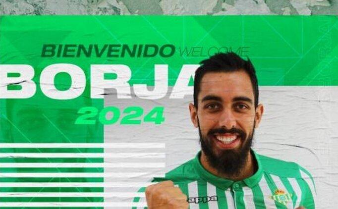 Real Betis'ten bir transfer daha!