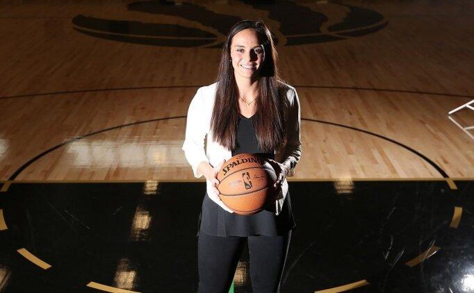 Brittni Donaldson, NBA'deki 10. kadın yardımcı koç oldu!