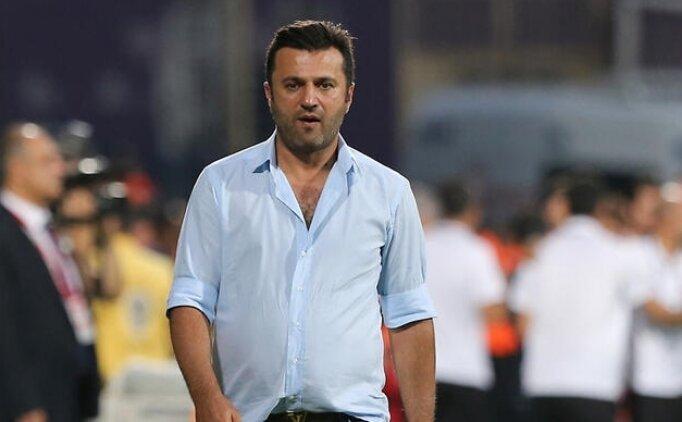 Bülent Uygun: 'Golü yiyene kadar arzulu, istekli ve oyun planına uyan bir takımımız vardı'