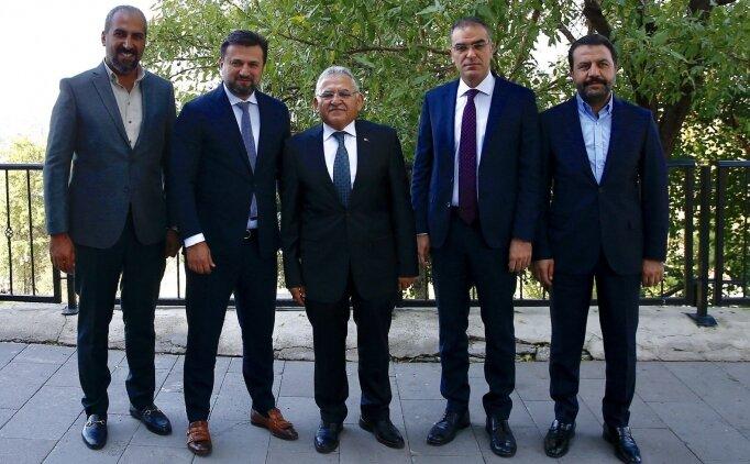 Kayserispor, Bülent Uygun ile anlaştı