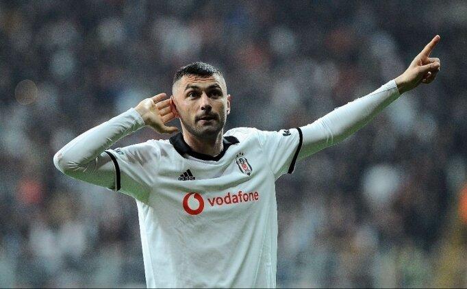 Burak Yılmaz'dan Trabzonspor maçı mesajı