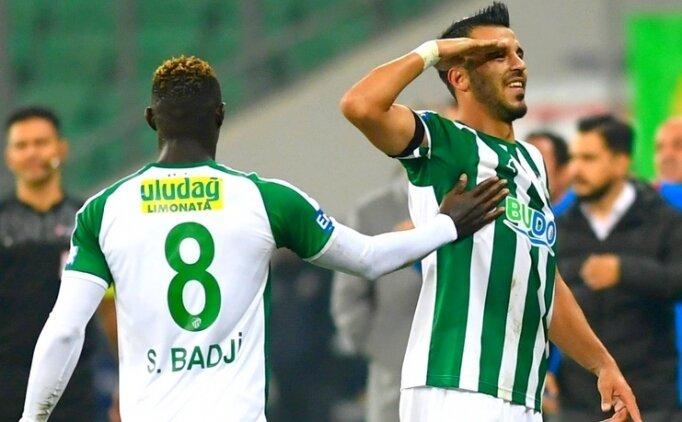 Transferde en karlı takım; Bursaspor