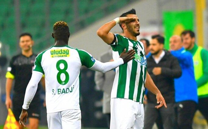 Bursaspor tek eksikle Sivasspor'u ağırlıyor!