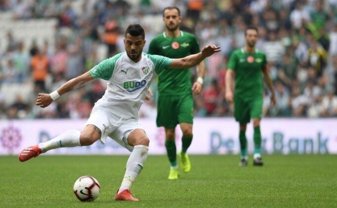 Bursaspor 'kabus' görmekten kurtulamıyor