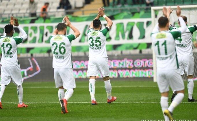 Galatasaray'ın 7 maçlık Bursa hasreti!