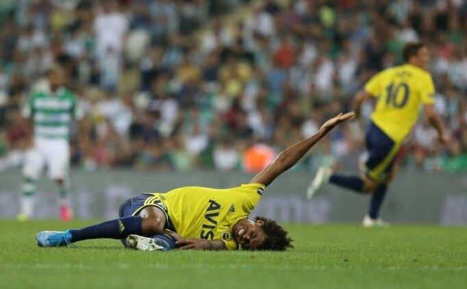 Fenerbahçe'de Luiz Gustavo'nun durumu belli oldu