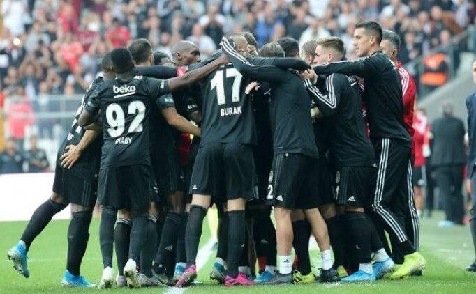 Beşiktaş istatistik değil, skor yaptı!