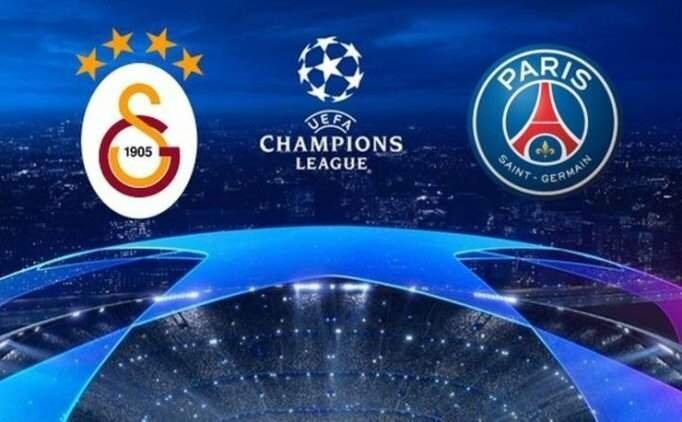 Şampiyonlar Ligi Galatasaray Paris Saint Germain [PSG] maçı özeti, golü izle