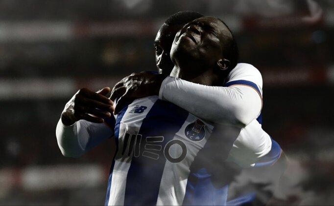 Porto, Aboubakar'ı bırakmama kararı aldı