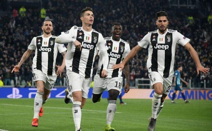 Simeone; 'Ronaldo ile savaşa gidin, kazanırsınız'