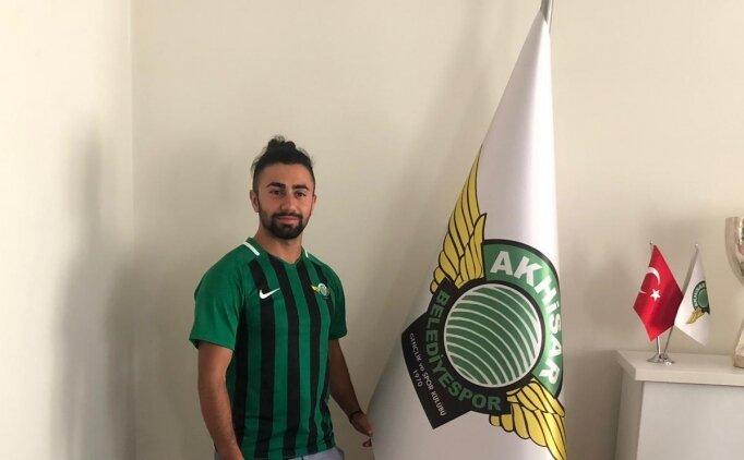 Akhisarspor, Galatasaray'dan Çekdar Orhan'ı transfer etti