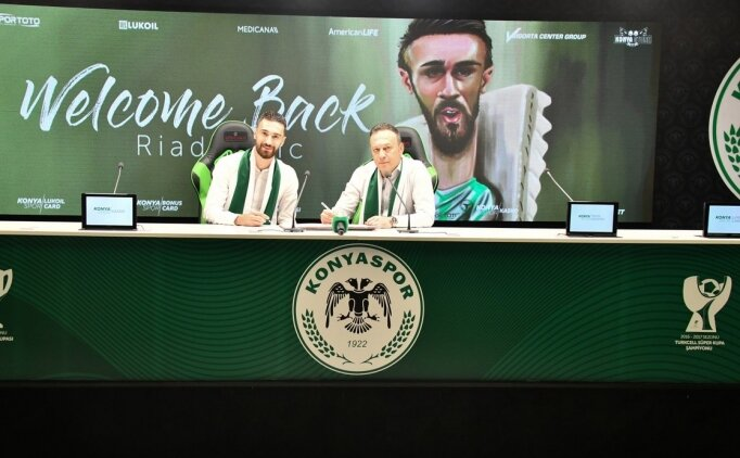 Konyaspor'dan transfer: Rijad Bajic